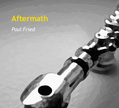Aftermath by Fried for flute duet