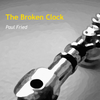 The Broken Clock by Fried for flute duet