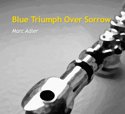 Blue Triumph Over Sorrow for flute, clarinet, and trumpet or oboe   ScoreVivo