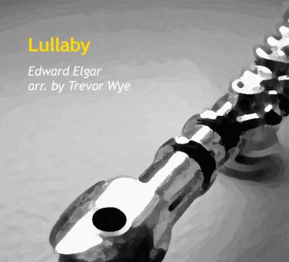 Lullaby for flute and piano   ScoreVivo
