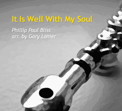 It Is Well With My Soul for flute and piano | ScoreVivo
