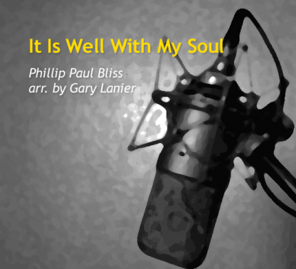 It Is Well With My Soul for voice and piano | ScoreVivo