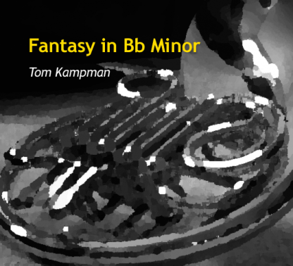 Fantasy in Bb Minor for french horn and piano | ScoreVivo