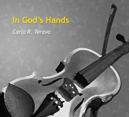 In God's Hands for violin and B-flat clarinet   ScoreVivo