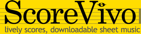 ScoreVivo, downloadable sheet music