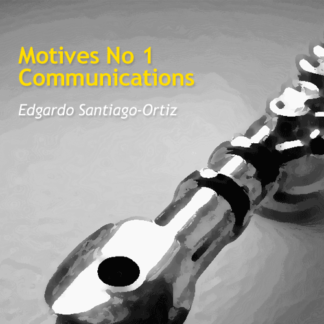 Motives No 1 - Communications by Santiago-Ortiz