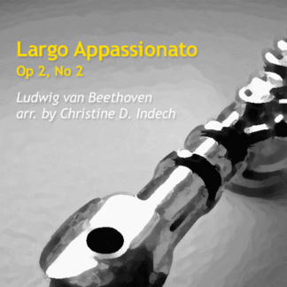 Largo Appassionato by Indech and Beethoven